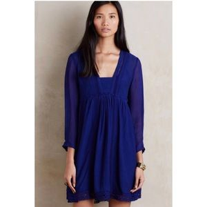 Anthropologie Dress Vanessa Virgina